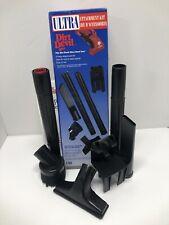 Dirt Devil Hand Vacuum 5 Piece Attachment Kit Model 130 NIB NEW VINTAGE