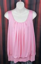 Target, Size 18, Pink Sleeveless Top