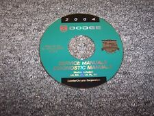 2004 Dodge Ram 1500 Shop Service Repair Manual DVD Laramie SLT ST 4.7L 5.7L