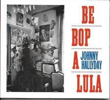 CD DIGIPACK 14T REMASTÉRISES JOHNNY HALLYDAY BE BOP A LULA NEUF SCELLE 2018