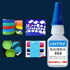Loctite Silicone Glue Instant Adhesive Bottle Stronger Super Glue Multi-Purpo~S