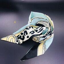 Silk Like Twilly scarf, Handbag Handle Wrap Purse Scarves Hair Bow Ribbon