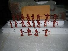 TIMPO CONFEDERATE REBELS  54MM TOY SOLDIERS ACW ENGLAND