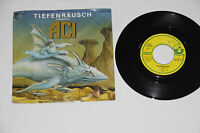 "ACI  Tiefenrausch/Drachenflug  Ger 1982, kraut - Vinyl 7"" Single Rare NM"