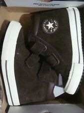 Converse Chuck Taylor All Star 2V Pc Boot Hi 766575C Toddler's Shoes Size 6~10
