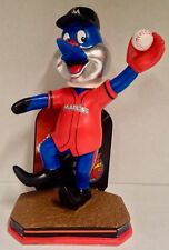 2016 Forever Collectibles Miami Marlins BILLY the Mascot Bobblehead #d/2016