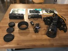 Yashica FR1 fully Automatic 35mm SLR Camera bundle with winder & Data Back