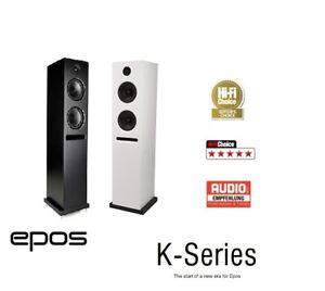 "Epos K2  Weiss / Schwarz  NEU   Hi-Fi Choice ""Editor's Choice""   statt 1350€"