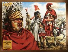 Single Pack of 1/72 HaT (8051) Roman Command. 24 Foot and 8 Mounted Romans