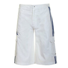 adidas Cotton Patternless Cargo, Combat Shorts for Men