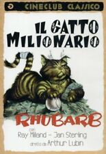 Rhubarb (1951) * Ray Milland, Jan Sterling * UK Compatible DVD