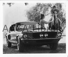 1967 Ford Shelby Mustang GT500, Factory Photo (Ref. # 74769)