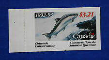 Canada (CNSC04) 1992 Salmon Conservation Stamp (MNH)