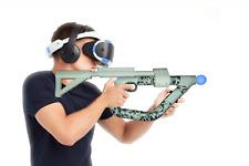 PSVR PlayStation VR Aim Controller Shoulder Stock Attachment Gun FIREWALL-WHITE