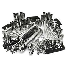 Craftsman 185 Piece Mechanics Tool Set with 3-Drawer Chest and 75 Tooth Ratchets
