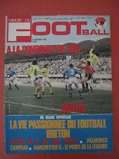 Magazine Miroir du Football n°183 Janvier 1973 OGC Nice Nantes