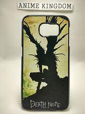 USA Seller Samsung Galaxy S6 Anime Phone case Cover Death Note Shinigami ryuk