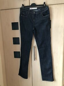 Next Dark Blue Slim Jeans Size 14 XL. Good Condition