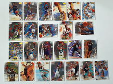 SKYBOX PREMIUM HOBBY 1998-99 SERIES 1 - KONVOLUT 24 TRADING CARDS NBA - LIKE NEW