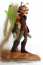 "AHSOKA TANO Disney Infinity 3.0 Star Wars 3"" figure / game piece"
