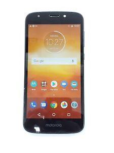 Used Motorola Moto E5 Play 16GB Boost Smartphone.