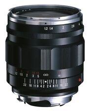 **Brand New** Voigtlander Nokton 35 mm F/1.2 Aspherical VM II Lens For Leica M