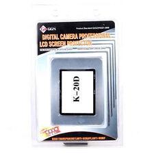 GGS DSLR LCD Optical Glass Screen Protector for Pentax K20D camera, GGS K20D