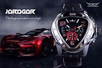 Montre Automatique sport racing Rétro Jaragar Original homme Men Watch