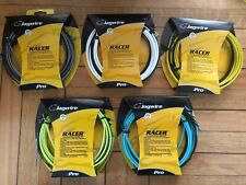 New JAGWIRE Racer Road Kit - Shifters and Brakes COLORS