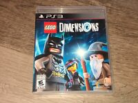 Lego Dimensions PlayStation 3 PS3 Complete CIB Authentic