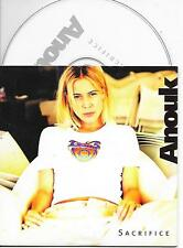 ANOUK - Sacrifice CD SINGLE 2TR Dutch Cardsleeve 1998 (Dino)