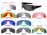 Galaxy Replacement Lenses for Oakley Batwolf Multi-color Polarized 100% UVAB