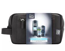 Dove Men Care Total Care Premium Washbag Gift Set Ideal For Present