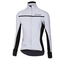 Castelli Trasparente Long Sleeve Cycling Jersey White w/Gore  Women's Small