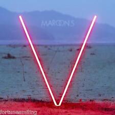 Maroon 5 V RED vinyl LP rare OOP Gwen Stefani