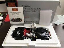 1:18 Cmc M-081 1957 Ferrari 250 Testa Rossa Pantoon Fender Limitado Edición