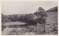 Early Postcard. The Haunted Lake. Devils Dyke. Brighton. Judges.