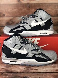 Nike Air Trainer SC High Georgetown Wolf Grey Blue Sneakers Multi Sz (DM8320-001