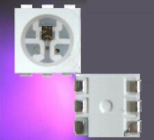 50 x UV SMD-LED 5050 395-405nm ultraviolett lila purple