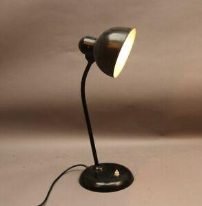 Kaiser Idell Tischlampe Schreibtischlampe - 1930er 1940er - Bauhaus - Art Deco
