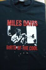 Vintage Miles Davis Birth of the Cool T Shirt (X-Large)