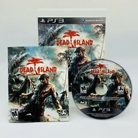 Dead Island Sony PlayStation 3 PS3 Video Game CIB Complete Black Label