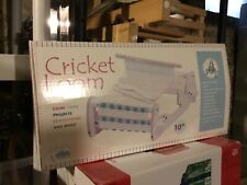 Cricket 10� Rigid Heddle Weaving Loom and Stand