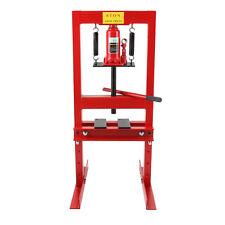 EBERTH 6t Hydraulic shop press workshop garage floor standing heavy duty plates