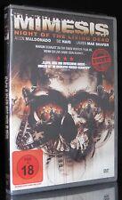 DVD MIMESIS - NIGHT OF THE LIVING DEAD - UNCUT - FSK 18 - ZOMBIE HORROR * NEU *