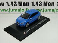 SEA5B : SEAT dealer models Fischer : IBIZA SC gallia blue