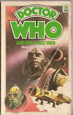 Doctor Who and the Space War. A great read! 1st Target Books edition, too.