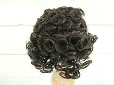 Vintage Kemper Originals Doll Wig 'Alyssa' Curly Blonde Light Dark Brown 8,9,10