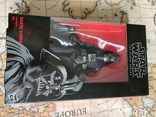 Star Wars collectible darth vader 43 the black series sealed in box