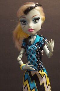 Monster High Doll ~  Frankie Stein ~ Coffin Bean